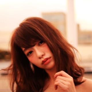 小顔 ニュアンス 大人女子 こなれ感 ヘアスタイルや髪型の写真・画像