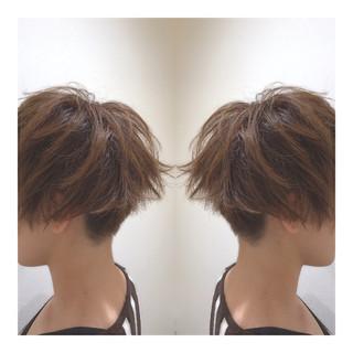 花木洋斗さんのヘアスナップ