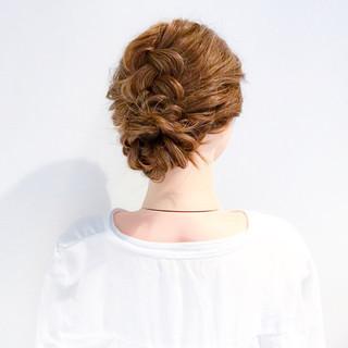 上品 ヘアアレンジ エレガント 結婚式 ヘアスタイルや髪型の写真・画像