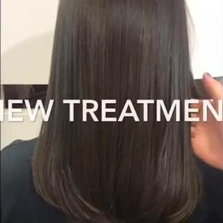 hair salon ing 一柳 紀子さんのヘアスナップ