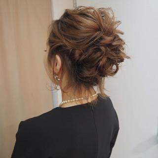 簡単ヘアアレンジ ショート 結婚式 ヘアアレンジ ヘアスタイルや髪型の写真・画像 ヘアスタイルや髪型の写真・画像