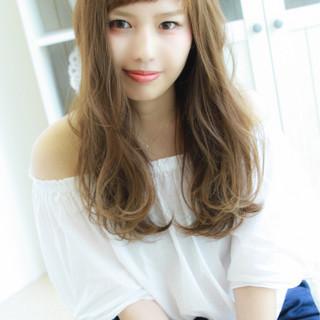 前髪あり 外国人風 ハイライト パーマ ヘアスタイルや髪型の写真・画像