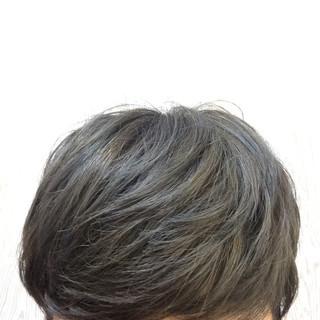 アッシュ 外国人風 グレージュ 外国人風カラー ヘアスタイルや髪型の写真・画像 ヘアスタイルや髪型の写真・画像