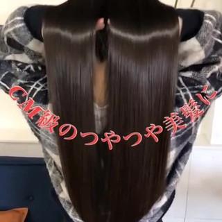 艶髪 黒髪 美髪 ヘアケア ヘアスタイルや髪型の写真・画像 ヘアスタイルや髪型の写真・画像