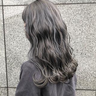 モード 簡単ヘアアレンジ 外国人風 外国人風カラー ヘアスタイルや髪型の写真・画像