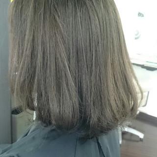木下さんのヘアスナップ