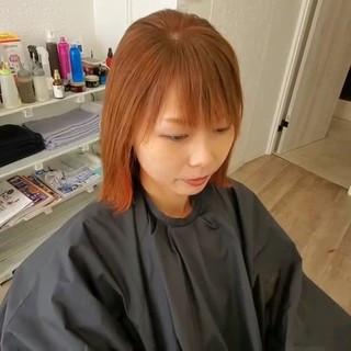 ストカール 縮毛矯正ストカール ガーリー 縮毛矯正名古屋市 ヘアスタイルや髪型の写真・画像