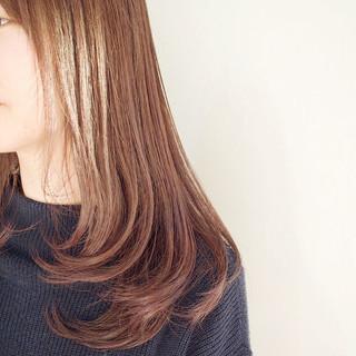 切りっぱなしボブ ラベンダーグレージュ ミルクティーベージュ ラベンダーアッシュ ヘアスタイルや髪型の写真・画像 ヘアスタイルや髪型の写真・画像