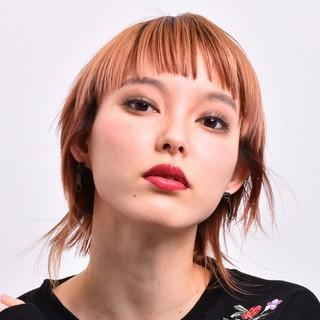 似合わせ モード ベリーショート ショート ヘアスタイルや髪型の写真・画像