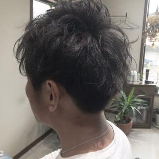 ショート 秋 ハイライト モード ヘアスタイルや髪型の写真・画像 ヘアスタイルや髪型の写真・画像