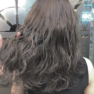アウトドア ナチュラル ヘアアレンジ ロング ヘアスタイルや髪型の写真・画像