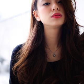 モード 暗髪 外国人風 パーマ ヘアスタイルや髪型の写真・画像 ヘアスタイルや髪型の写真・画像