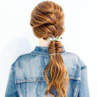 ロング エレガント 結婚式 上品 ヘアスタイルや髪型の写真・画像 ヘアスタイルや髪型の写真・画像