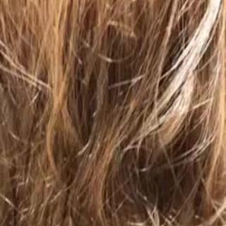 ハイライト ゆるふわ ロング フェミニン ヘアスタイルや髪型の写真・画像