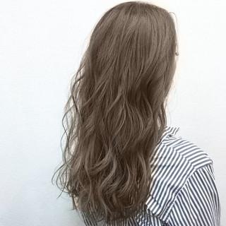 ハイライト 外国人風 リラックス ガーリー ヘアスタイルや髪型の写真・画像
