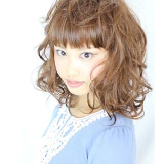 岡本君子さんのヘアスナップ