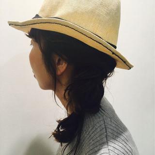 簡単ヘアアレンジ ミディアム ヘアアレンジ 大人女子 ヘアスタイルや髪型の写真・画像
