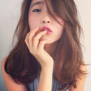 モテ髪 コンサバ 秋 ゆるふわ ヘアスタイルや髪型の写真・画像