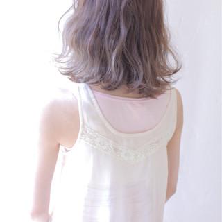 ゆるふわ 大人かわいい ストリート フェミニン ヘアスタイルや髪型の写真・画像