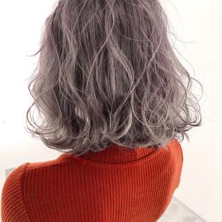 ハイライト アンニュイ 外国人風 ショート ヘアスタイルや髪型の写真・画像
