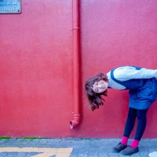 オン眉 フェミニン ストリート ナチュラル ヘアスタイルや髪型の写真・画像