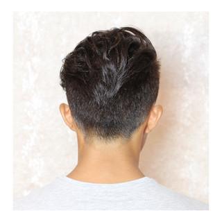 ストリート パーマ ショート ボーイッシュ ヘアスタイルや髪型の写真・画像