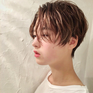 髙橋 智さんのヘアスナップ