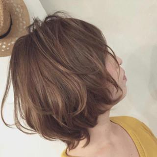 平井 潮里/ENTRAIDEさんのヘアスナップ