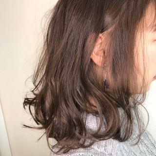ピンクアッシュ ピンク アッシュグレージュ ラベンダーピンク ヘアスタイルや髪型の写真・画像