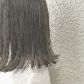 オフィス ヘアアレンジ ボブ デート ヘアスタイルや髪型の写真・画像