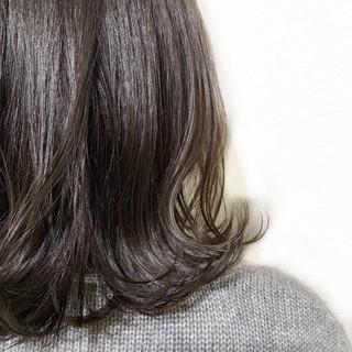 ナチュラル デート 秋 無造作 ヘアスタイルや髪型の写真・画像