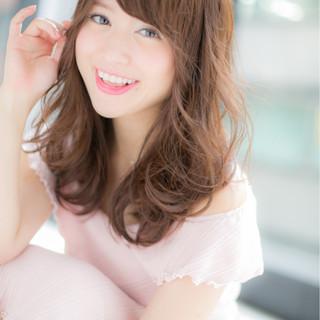 おフェロ モテ髪 大人かわいい ロング ヘアスタイルや髪型の写真・画像 ヘアスタイルや髪型の写真・画像