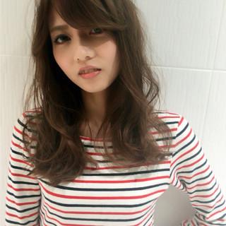 ロング 外国人風 外国人風カラー ストリート ヘアスタイルや髪型の写真・画像 ヘアスタイルや髪型の写真・画像