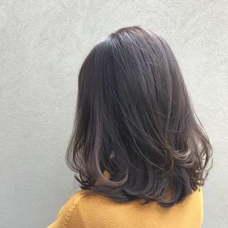ナチュラル可愛い 毛束感 アンニュイほつれヘア フェミニン ヘアスタイルや髪型の写真・画像