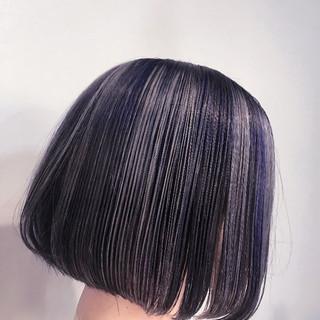 ブルージュ 外国人風 ストリート アッシュ ヘアスタイルや髪型の写真・画像