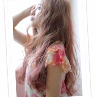 愛され ロング コンサバ ゆるふわ ヘアスタイルや髪型の写真・画像