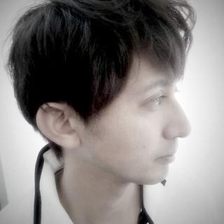 坊主 黒髪 ナチュラル ボーイッシュ ヘアスタイルや髪型の写真・画像 ヘアスタイルや髪型の写真・画像