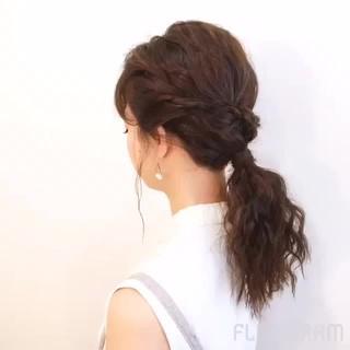 ショート ゆるふわ 大人かわいい 夏 ヘアスタイルや髪型の写真・画像