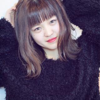 ゆるふわ 抜け感 上品 アンニュイ ヘアスタイルや髪型の写真・画像