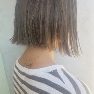 スポーツ デート ボブ ガーリー ヘアスタイルや髪型の写真・画像 ヘアスタイルや髪型の写真・画像