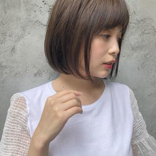 アンニュイほつれヘア ナチュラル ひし形シルエット ゆるふわ ヘアスタイルや髪型の写真・画像