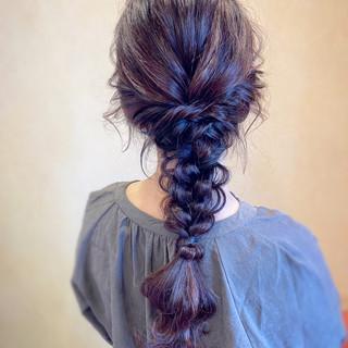 フェミニン ロング パーティ お呼ばれ ヘアスタイルや髪型の写真・画像