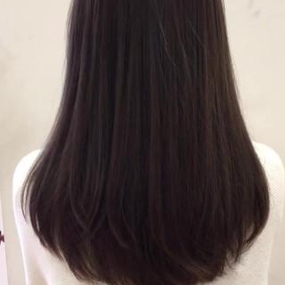 ハイライト 外国人風 ニュアンス フェミニン ヘアスタイルや髪型の写真・画像