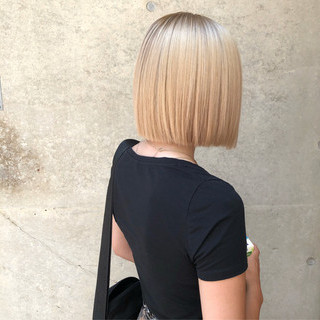 アッシュ ブラウンベージュ ストリート 外国人風カラー ヘアスタイルや髪型の写真・画像