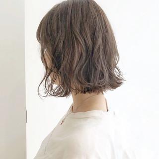 簡単ヘアアレンジ ヘアアレンジ ボブ アウトドア ヘアスタイルや髪型の写真・画像