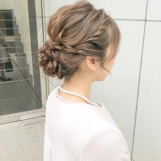 ロング 成人式 ヘアアレンジ ナチュラル ヘアスタイルや髪型の写真・画像 ヘアスタイルや髪型の写真・画像