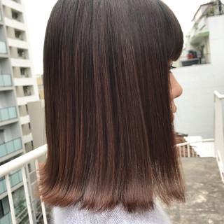 こなれ感 透明感 大人女子 オフィス ヘアスタイルや髪型の写真・画像