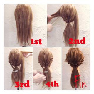 ショート 簡単ヘアアレンジ 大人かわいい ヘアアレンジ ヘアスタイルや髪型の写真・画像 ヘアスタイルや髪型の写真・画像
