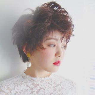 ハイライト 上品 春 エレガント ヘアスタイルや髪型の写真・画像