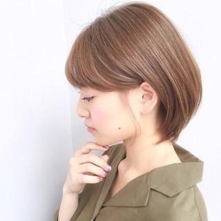 ショート アウトドア ゆるふわ 大人かわいい ヘアスタイルや髪型の写真・画像